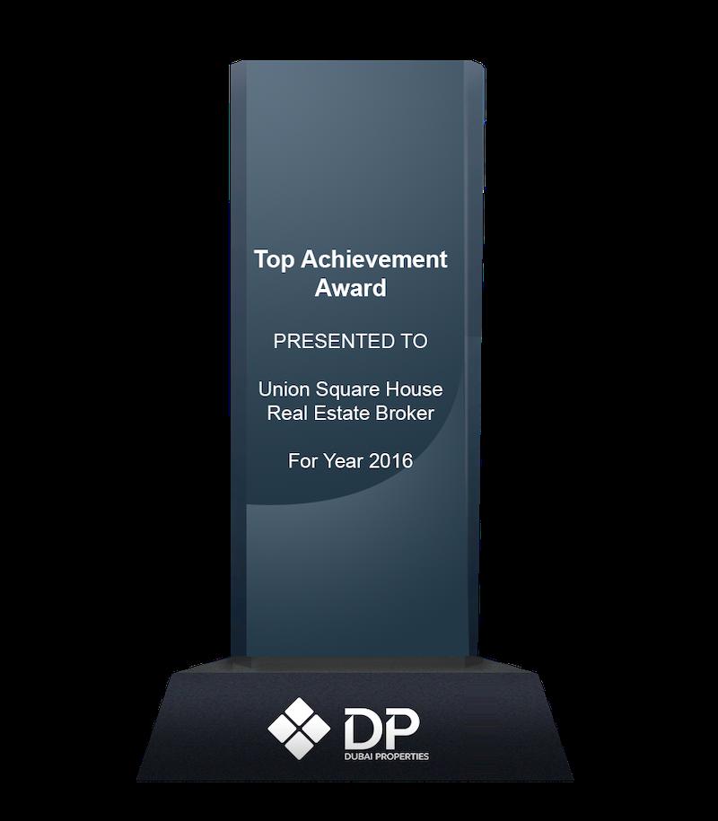 Dubai Properties Top Achievement