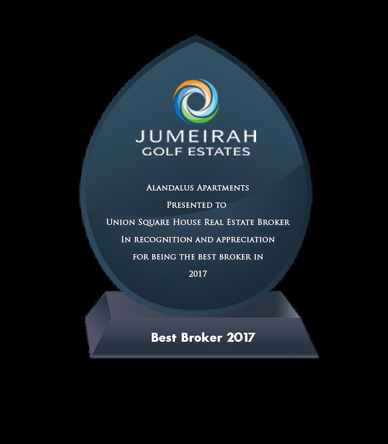 Jumeirah Golf Estates Top Broker