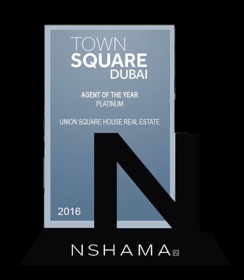 Nshama Agent of the Year