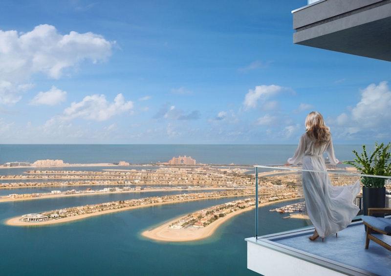 EMAAR Beach Isle Dubai Harbour