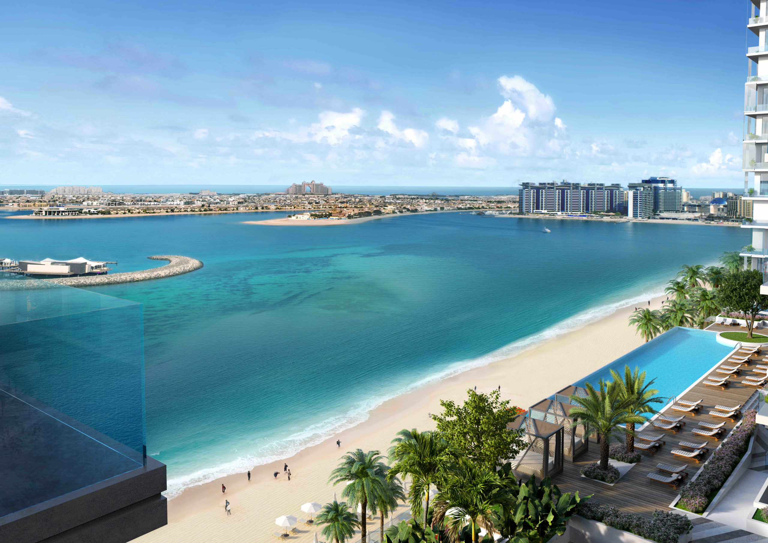 Beach Isle Dubai Harbour