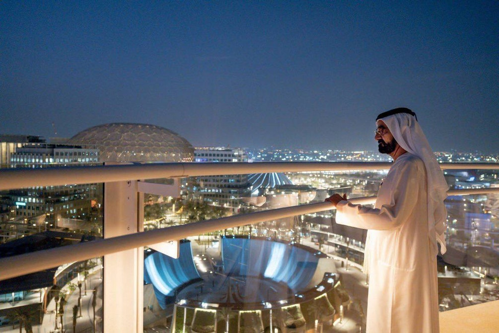 One month to go for Expo 2020 Dubai; Sheikh Mohammed visits Expo 2020 site