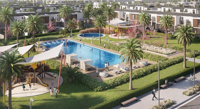 Nakheel Villas Furjan