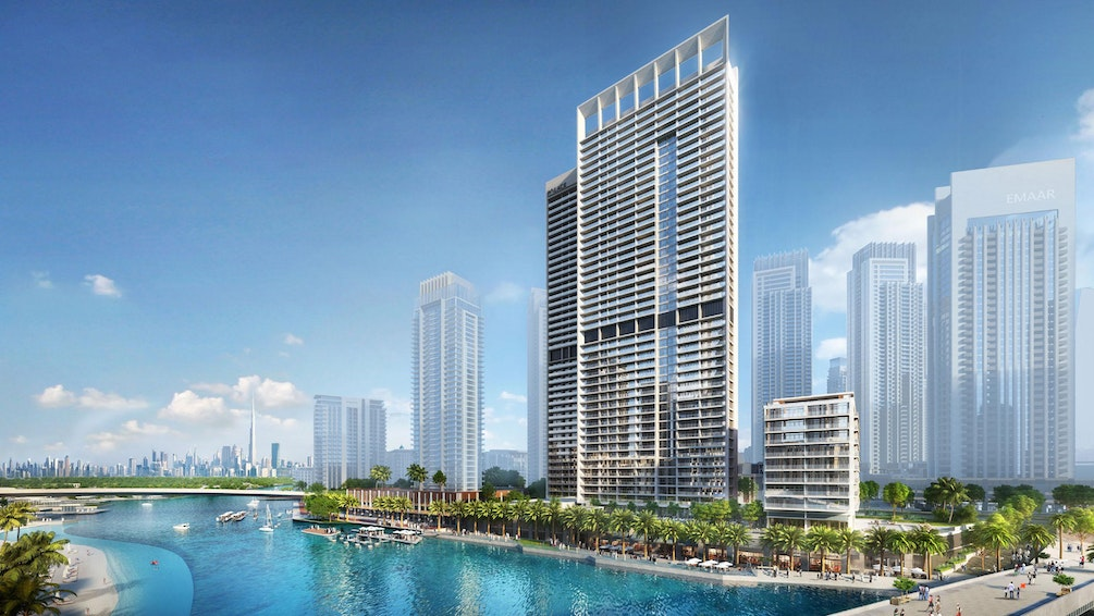 Palace Residences Launched by Emaar