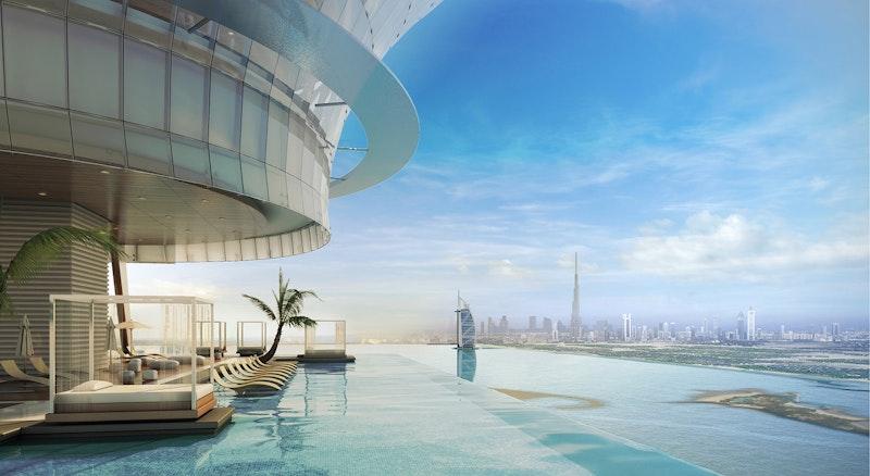 Palm Tower Nakheel