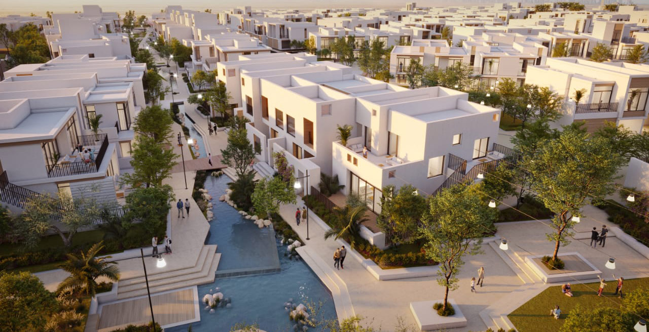 Arabian Ranches Townhouses